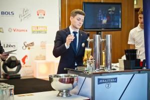 Евгений Шашин представит Россию в Кейптауне на 63-м World Cocktail Championship 2014
