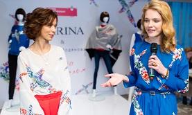 Презентация коллекции ZARINA & Наталья Водянова  (9)