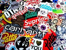 stickers mashup
