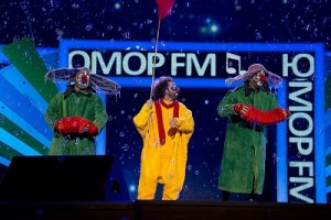 Снежное шоу Полунина 2