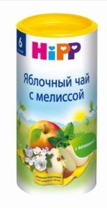 Яблочный чай с мелиссой_sm